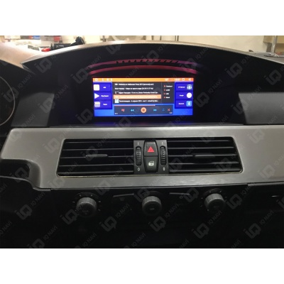 "Автомагнитола IQ NAVI T58-1107C BMW 3er (E90 / E91 / E92 / E93) (2005-2012) / 5er (E60 / E61) (2003-2010) / 6er (E63 / E64) (2003-2013) 8,8"" с Carplay"