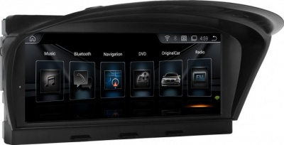 Монитор Android Radiola TC-8210 для BMW 3 серия E90/91/92/93 2005-2012